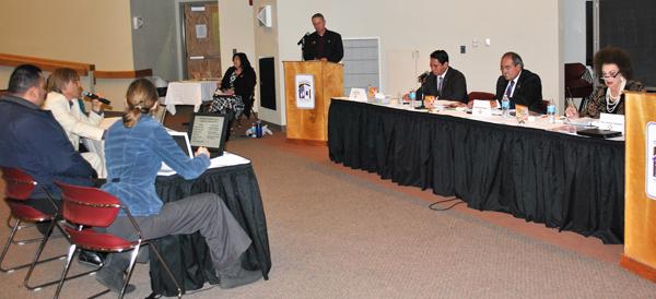 2012 Legislative Forum
