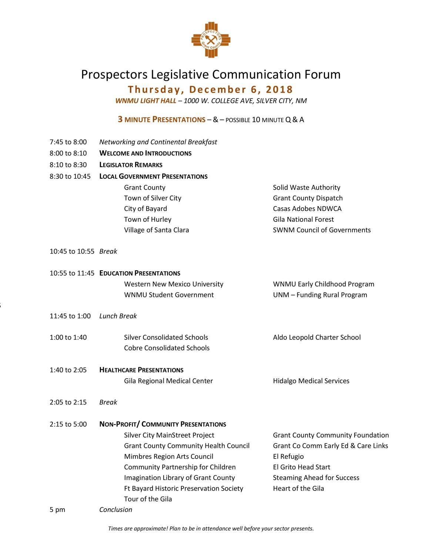 2018_Prospectors_Legislative_Forum_Agenda_by_Sector-page-001.jpg